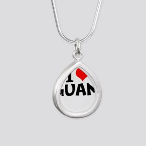 I Love Guam Necklaces